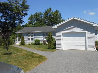 Middleboro Single Family Home New: 701 Fox Run