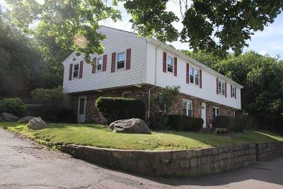 Quincy Multi Family Home Under Agreement: 2 Filbert St