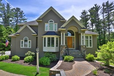 Lynnfield MA Single Family Home Under Agreement: $1,250,000