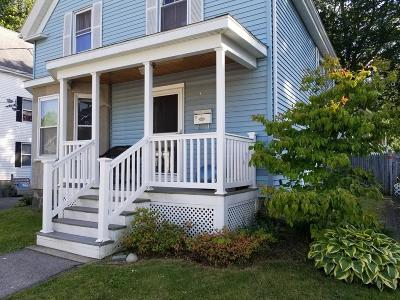 Peabody Single Family Home For Sale: 14 Brown St