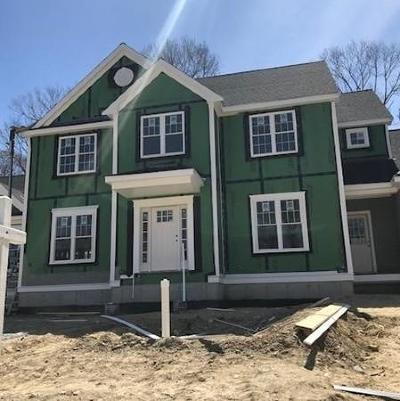 Scituate Single Family Home New: 6 Deer Common Drive