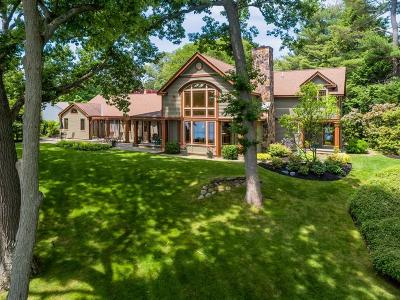 Lynnfield MA Single Family Home Under Agreement: $1,275,000