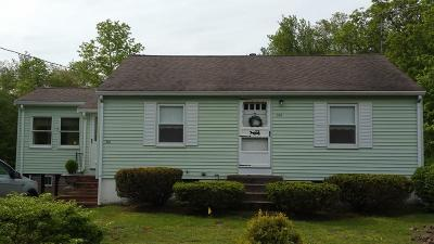 East Bridgewater Single Family Home Price Changed: 301 Harvard Street