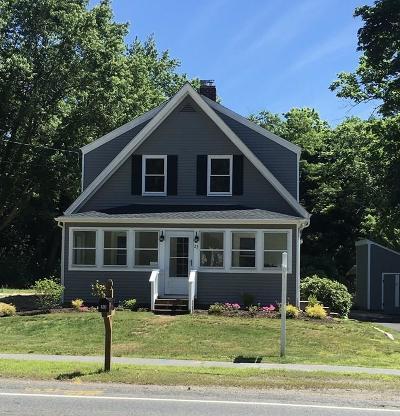 West Bridgewater Single Family Home For Sale: 23 Plain St