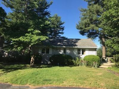 Natick Single Family Home New: 34 Harwood Rd