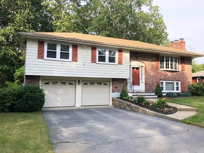 Weymouth Single Family Home Under Agreement: 68 Heather Lane