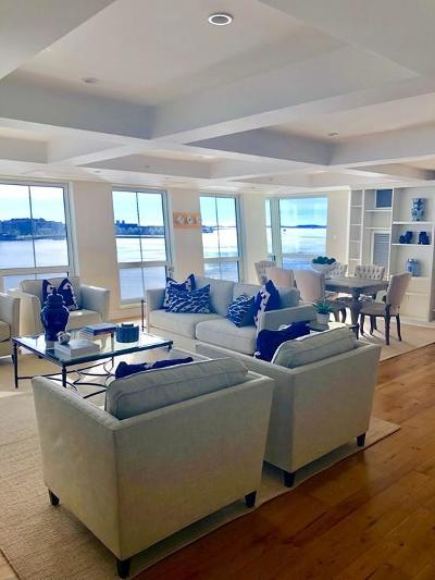 Condo/Townhouse For Sale: 4 Battery Wharf #4611