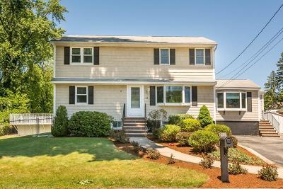 Billerica Single Family Home Under Agreement: 11 Hayden Rd.