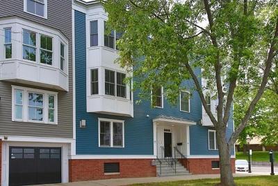Boston Single Family Home Under Agreement: 42 Austin Street