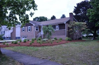 Saugus MA Single Family Home New: $424,000