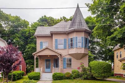 Melrose Single Family Home For Sale: 12 Garden Street