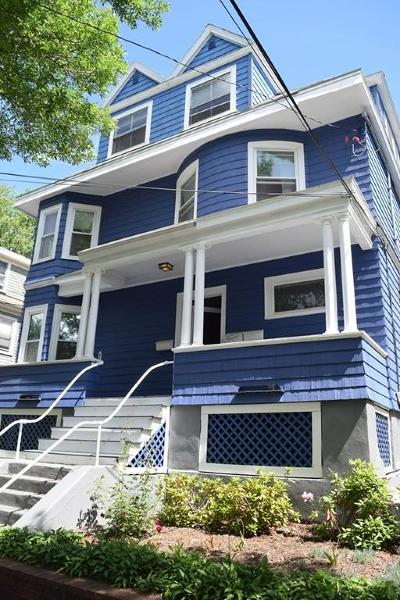 Somerville Rental New: 24 Hall Ave #2