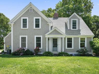 Marshfield Single Family Home For Sale: 16 Furnace St