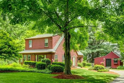 Andover Single Family Home Under Agreement: 185 Greenwood Rd