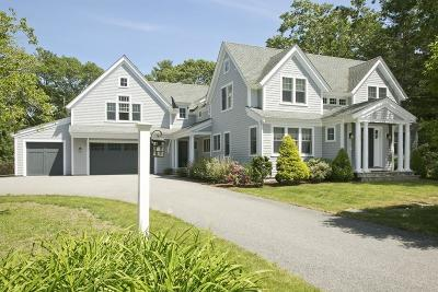 Duxbury Single Family Home New: 43 S Station St