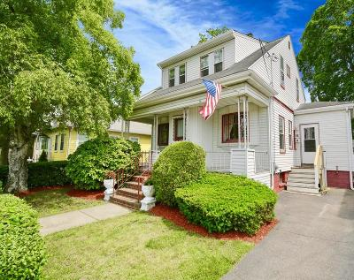 Medford Single Family Home Contingent: 19 Billings Avenue