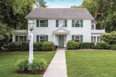 Newton Single Family Home New: 276 Dorset Rd
