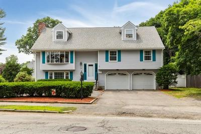 Wakefield Single Family Home For Sale: 352 Vernon St