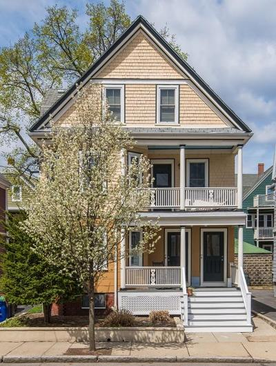 Somerville Condo/Townhouse New: 66 Rogers Ave #66