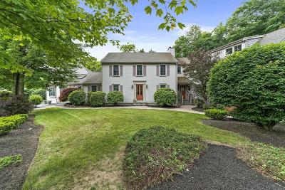 Abington Single Family Home For Sale: 1 Hunt's Pond Lane