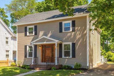 Newton Single Family Home New: 80 Clinton Pl