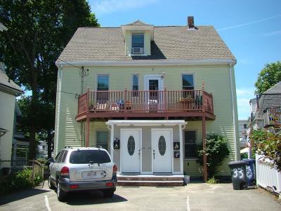 Multi Family Home New: 33-35 Eastburn St
