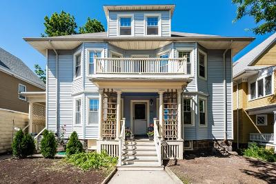Cambridge Multi Family Home Under Agreement: 289-291 Huron Ave