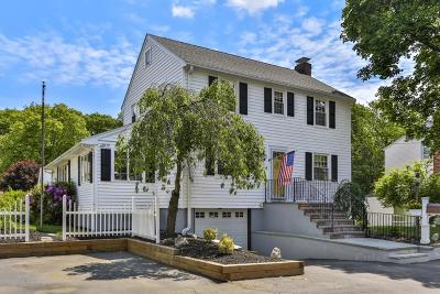 Wakefield Single Family Home For Sale: 22 Fell Street