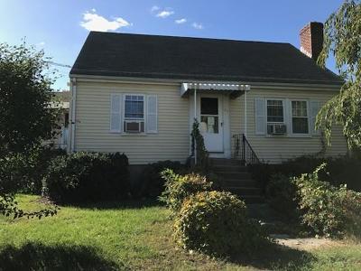 Malden Single Family Home For Sale: 37 Prentiss St