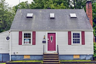 Wakefield Single Family Home Under Agreement: 16 Bartley St