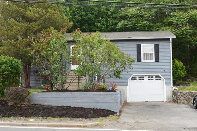 Melrose Single Family Home For Sale: 283 Lebanon St