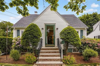 Saugus MA Single Family Home New: $409,900