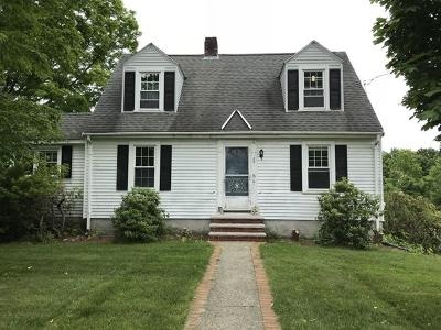 Southborough Single Family Home New: 16 Middle Road
