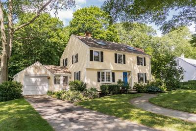 Wenham, Hamilton Single Family Home New: 11 Howard Street
