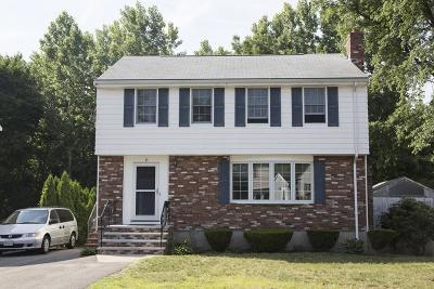 Dedham Single Family Home New: 35 Wentworth St