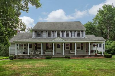chelmsford Single Family Home Under Agreement: 10 Farley Brook Road