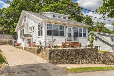 Saugus MA Single Family Home New: $450,000