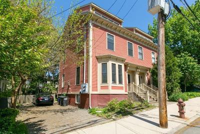 Somerville Single Family Home New: 24 Belmont Street