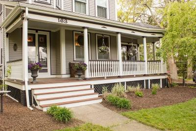 Attleboro Single Family Home For Sale: 163 North Ave