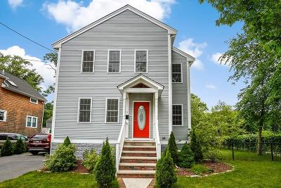 Wakefield Single Family Home For Sale: 10 Maple Way
