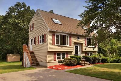 Methuen Single Family Home For Sale: 12 Douglas Ave
