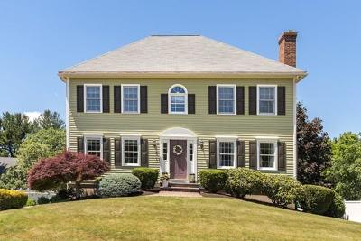 Wakefield Single Family Home For Sale: 8 Evangelista Way