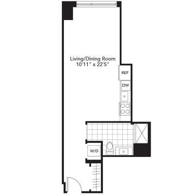 Rental Under Agreement: 101 Beverly Street #8X