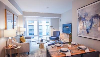 Rental For Rent: 101 Beverly Street #10M