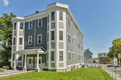 Condo/Townhouse New: 56 East #2