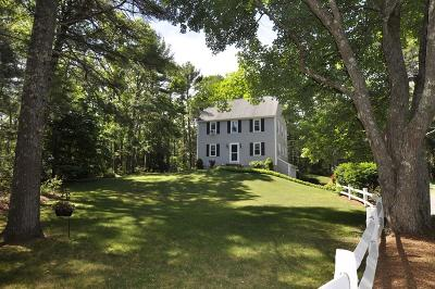 Duxbury Single Family Home New: 550 Summer Street