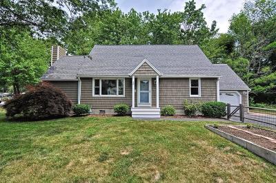 Marlborough Single Family Home Under Agreement: 95 Jean Rd