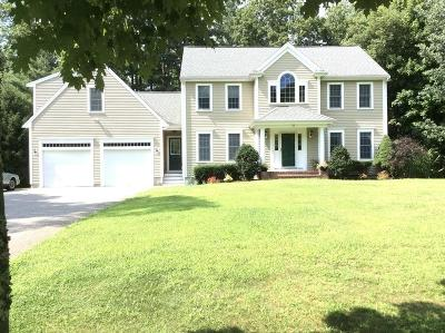 Hanover Single Family Home For Sale: 17 Osprey Ln