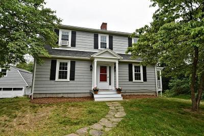 Sudbury Single Family Home For Sale: 4 Marlboro Rd