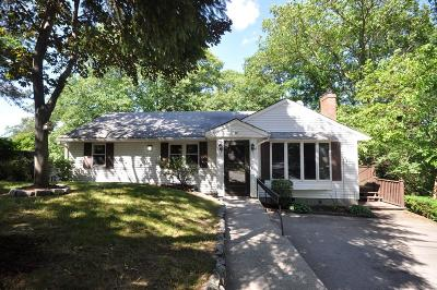 Arlington MA Single Family Home Under Agreement: $539,000